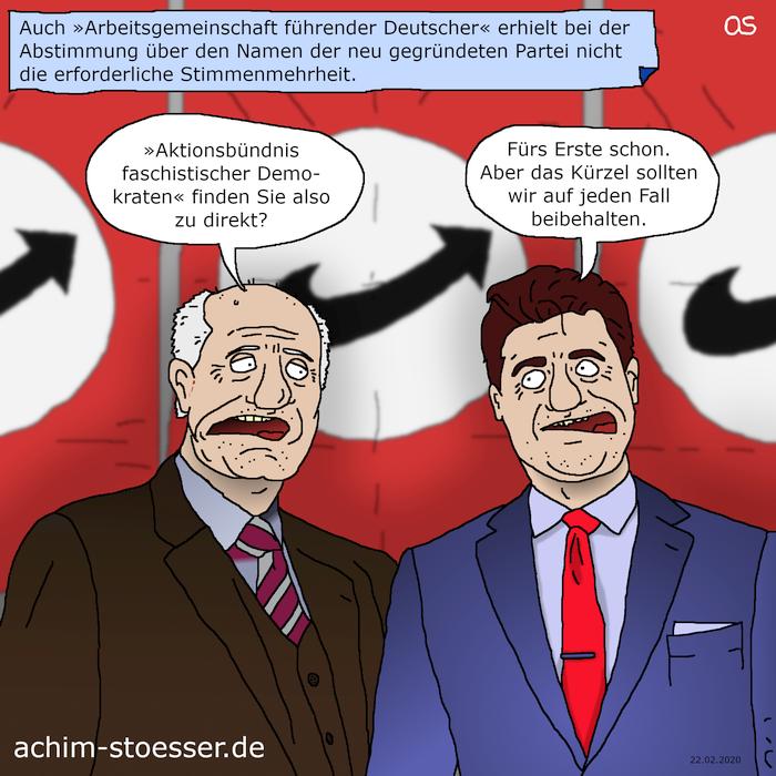 AfD-Gründung