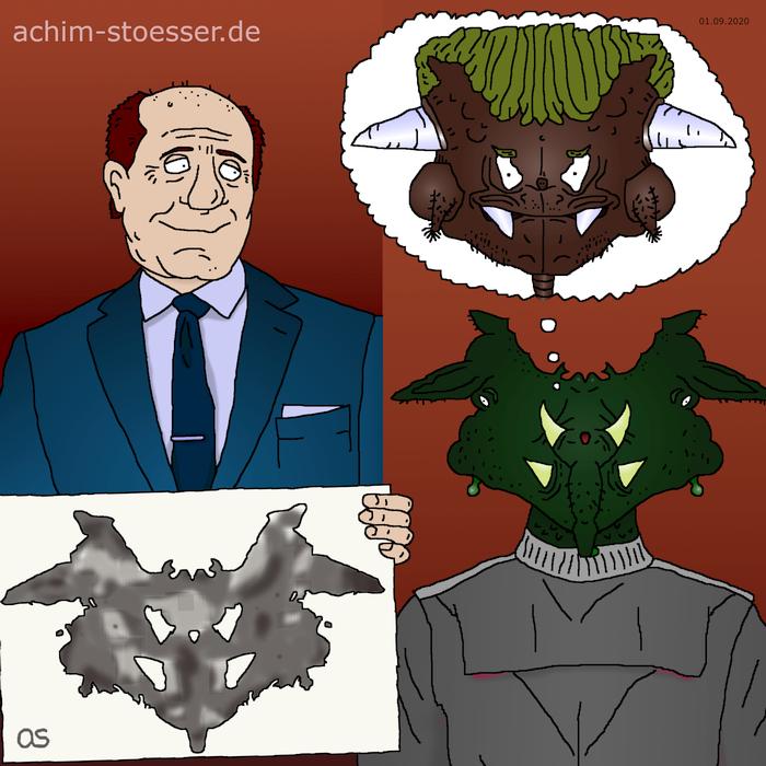 Rorschach-Aliens