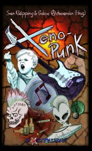 Xeno-Punk - Cover
