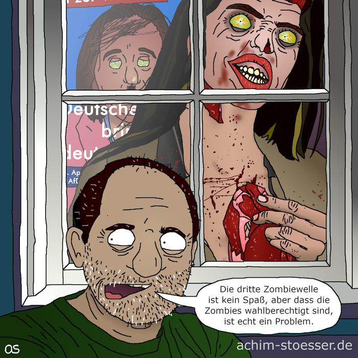 Zombiewahl